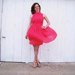 Goodwill Kansas News Article May 2016 Spring Summer Dresses Coral2