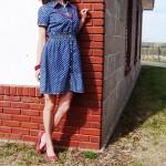 Goodwill Kansas News Article May 2016 Spring Summer Dresses Polka Dots