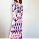 Goodwill Kansas News Article April 2017 Spring Thrift Fashion Bcbg Maxi Dress
