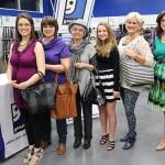 Goodwill Kansas Newton Fashion Show Group 1