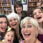 Goodwill Kansas News Article May 2017 Fashion Show Group Selfie