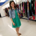 Goodwill Kansas News Article May 2017 Fashion Show Michelle