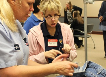Goodwill partners with Cintas to offer internships to adults with disabilities