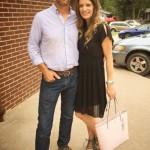 Goodwill Kansas News Article June 2017 Thrift Women Wedding Fashion Black Dress Anthropologie