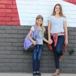 Goodwill Kansas News Article July 2017 Bts Wichita Ellie Chloe Flag