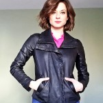 Goodwill Kansas News Article February 2018 Valentine Leather Jacket