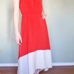 Goodwill Kansas News Article February 2018 Valentine Midi Dress