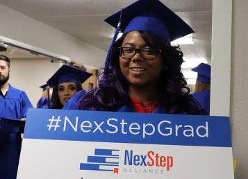 Goodwill Kansas Homepage Slider Image Nexstep Alliance Graduate 2018 1