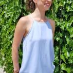 Goodwill Kansas News Article July 2018 Thrift Summer Finds Light Blue Tank