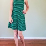 Goodwill Kansas News Article July 2018 Thrift Green Dress