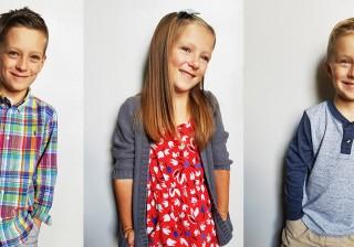 Kid's Fall Fashion on the Cheap!