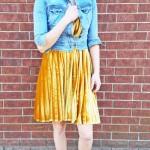 Marigoldskirt