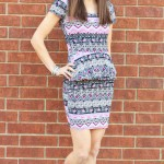 Goodwill Kansas News Article Marchy 2019 Thrift Spring Finds Pattern Dress