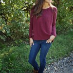 Maroonsweater