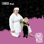 Halloween 2020 Cobra Kid