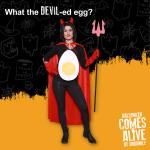 Halloween 2020 Deviled Egg