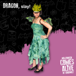 Halloween 2020 Dragon