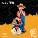 Halloween 2020 Farmer Dog