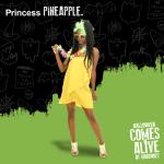 Halloween 2020 Pineapple