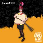 Halloween 2020 Sand Witch