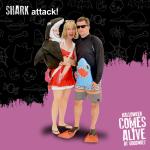 Halloween 2020 Shark Attack