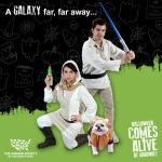 Halloween 2020 Star Wars Dog