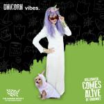 Halloween 2020 Unicorn Dog