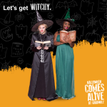 Halloween 2020 Witchy