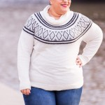 Inexpensive Sweater Goodwill Style Tamara Anderson
