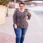 Tamara Anderson Sweaters Goodwill Budget Fashion